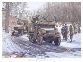 American Patrol by markkarvon