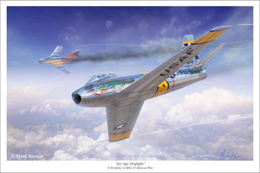Jet Age Dogfight