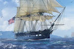 USS Constitution Close-up