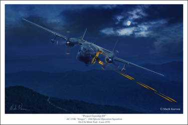Project Gunship III - Night Mission by markkarvon