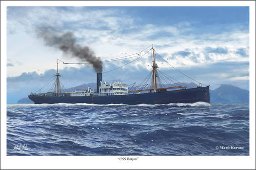 USS Batjan