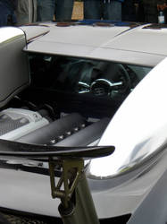 Veyron Engine Bay and Spoiler by Higurro