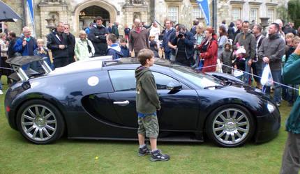 Boy Meets Veyron by Higurro