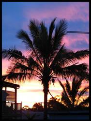 Sunset in Wynnum 2