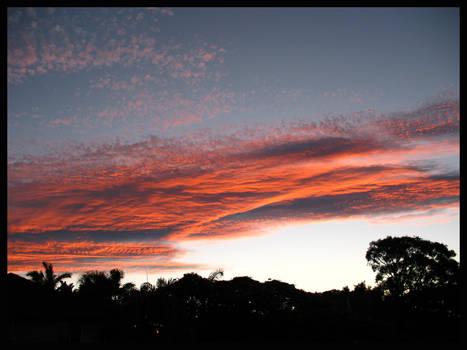 Sunset 754
