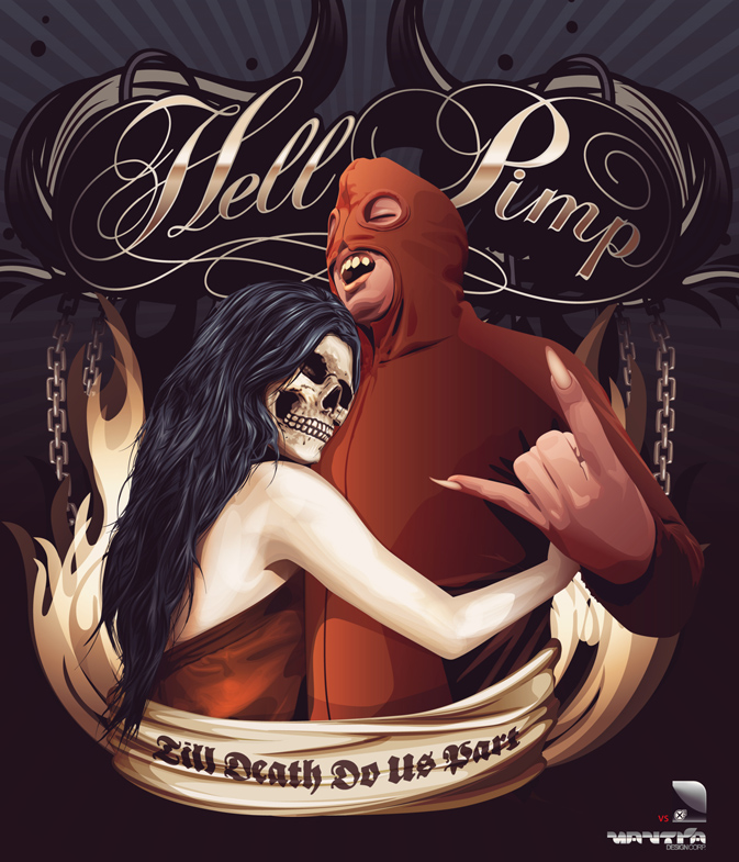 Hell Pimp II by xxxrxxx