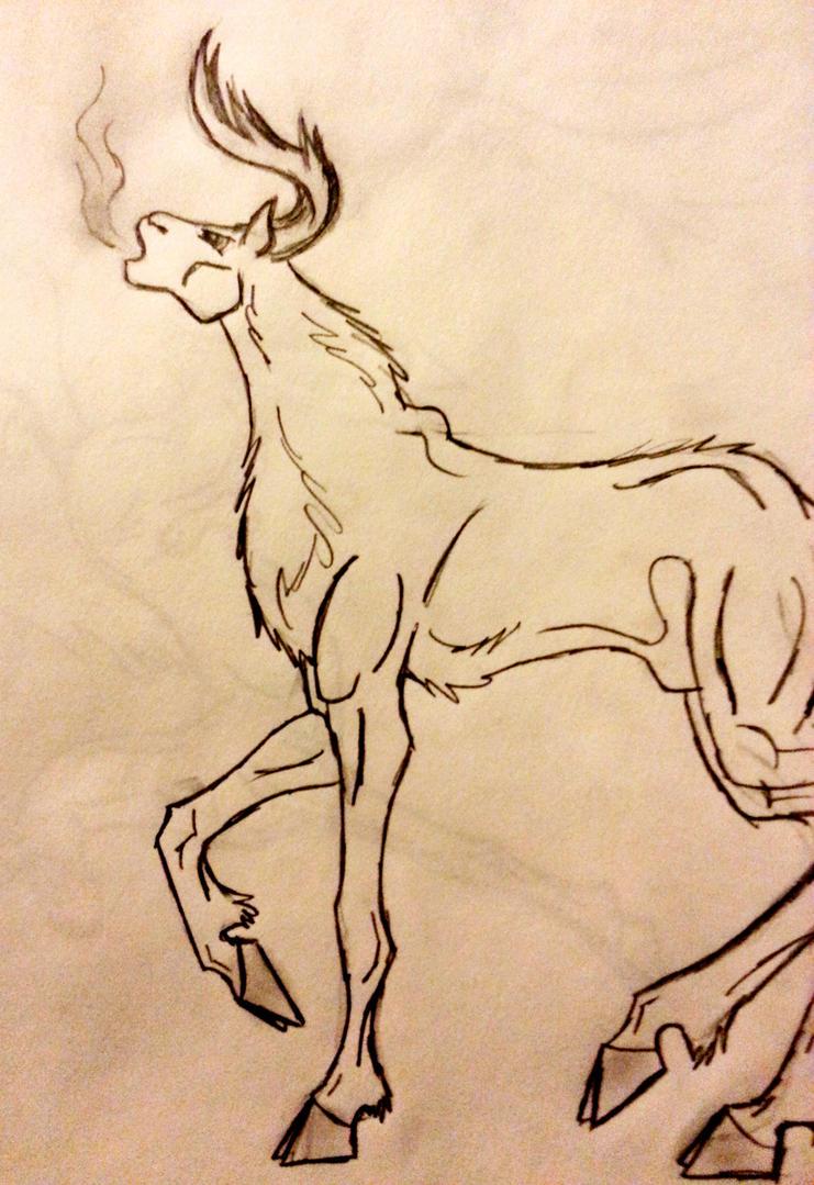 Deer by 1Rootbeer