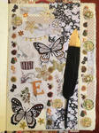Black Feather. Collage #14 by 3u3a