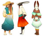[CLOSED] Bunny Adoptables
