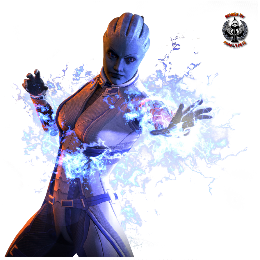 Liara T'soni 03 by PimplyPete
