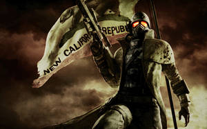 Fallout NV Wallpaper 02 by PimplyPete