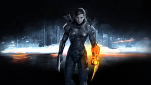 Mass Effect 3 Wallpaper 02v3