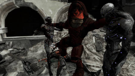 gMod - Wrex 01 by PimplyPete