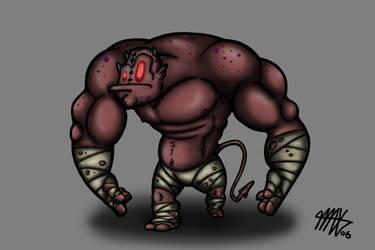 Goliath 2 by VortexMax