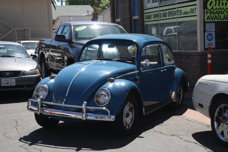 Blue Punch Buggy by destinysWalrus on DeviantArt