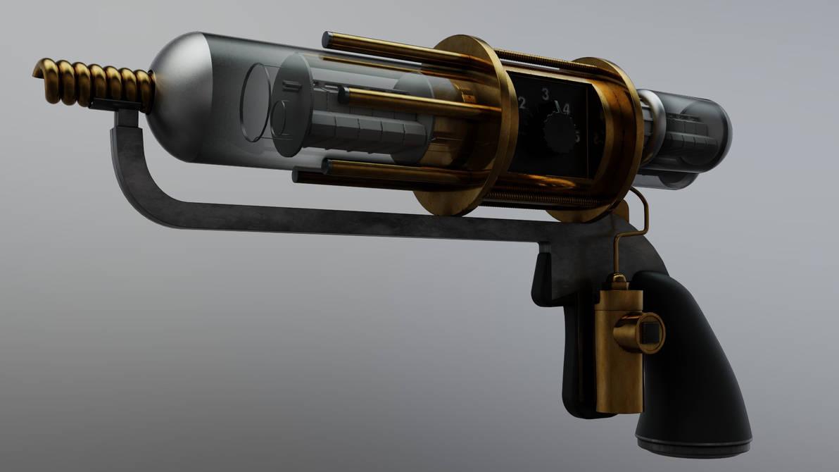 Tesla gun by Caz747 on DeviantArt