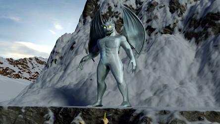 Ice Demon.
