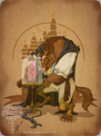 Disney steampunk: Beast