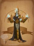 Disney steampunk: Hades