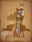 Disney steampunk: JackXSally