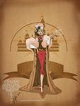 Disney steampunk:Cruella