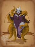 Disney steampunk: Ursula