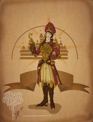 Disney steampunk: Captain Hook by MecaniqueFairy