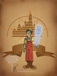 Disney steampunk: Pinocchio