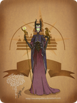 Disney steampunk: Maleficent