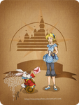 Disney steampunk: Alice