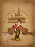 Disney steampunk: Grumpy