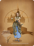 Disney steampunk: Belle