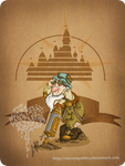 Disney steampunk: Sleepy