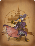 Disney steampunk: Darkwing Duck