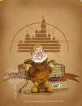 Disney steampunk: Happy