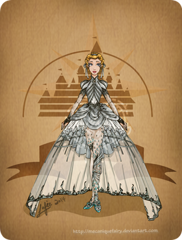 Disney steampunk: Cinderella