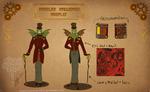 Cthulhu Steampunk commission