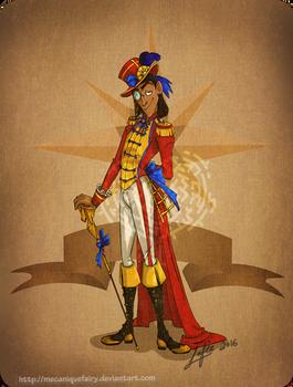 Disney steampunk: Kuzco