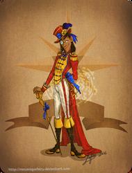 Disney steampunk: Kuzco by MecaniqueFairy