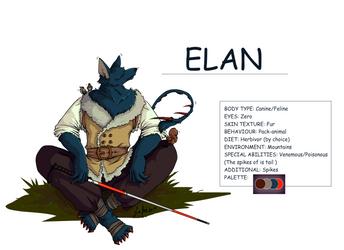 monsters generator - Elan by MecaniqueFairy