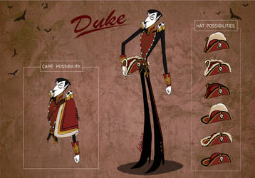 Vampires Ball Duke (contest)