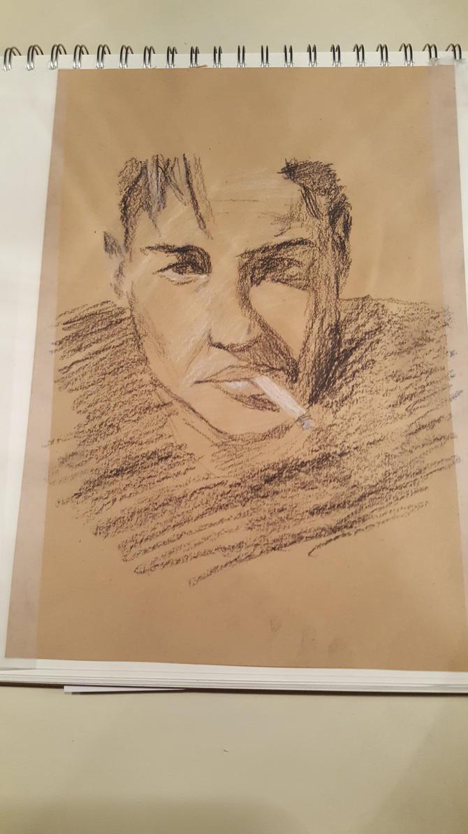 Tom Hardy by nikojab