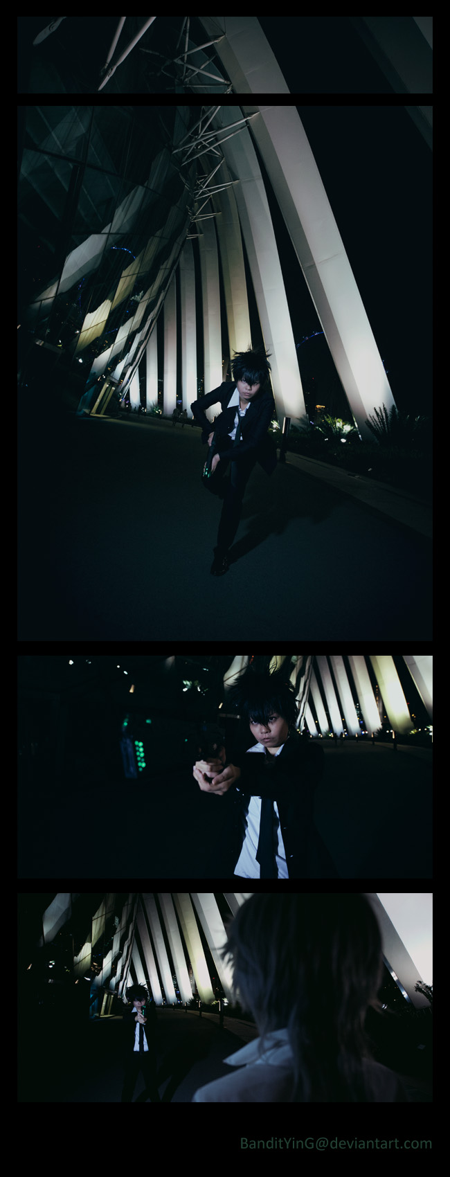 Psycho-Pass: 01 by BanditYinG