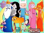 Adventure Time.