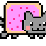 The Original: Nyan Cat by Emosnoflakegrl99