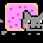 The Original: Nyan Cat by Emosnoflakegrl99
