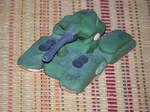 Clay Miniatures: Scorpion Tank