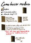 Tutorial  Como hacer madera by Selanime