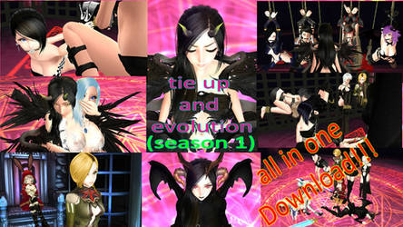 Tie Up And Evolution (S1) all in one DL by dyc8819090