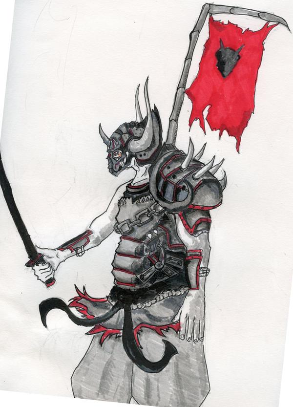 dino warrior by kipamis on deviantART